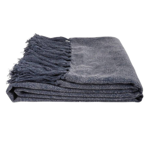 Vintage Washed Throw - The Farthing  - 1