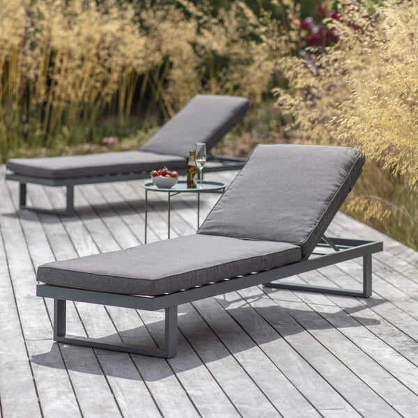 West Strand Lounger | The Farthing
