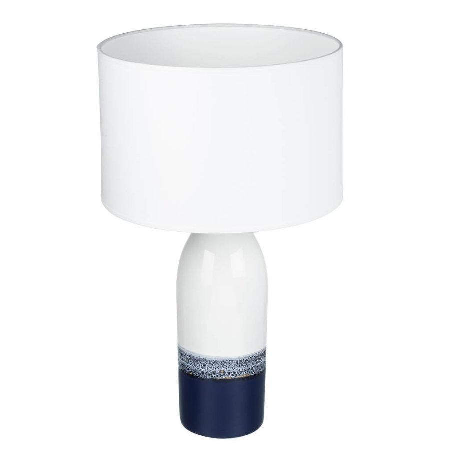 Westbay Ceramic Table Lamp & Shade at the Farthing
