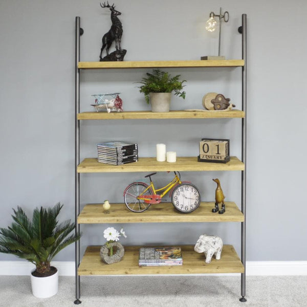 Wide Loft Ladder Shelf Ladder | Farthing
