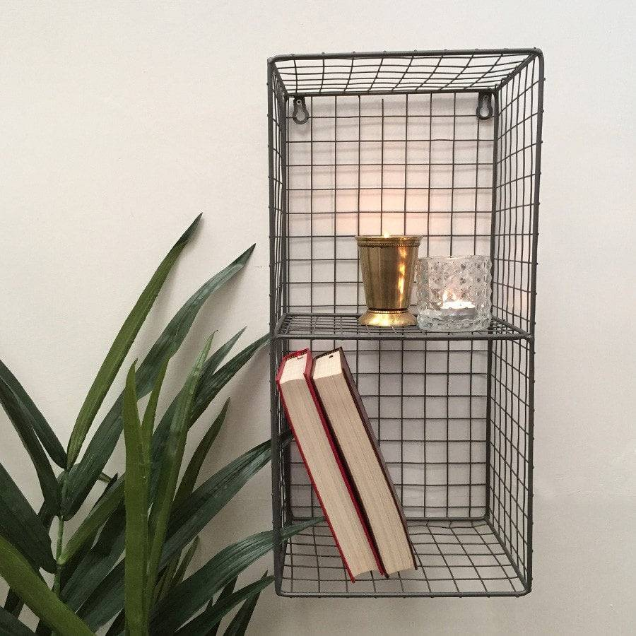 Rustic Shelving Amp Industrial Wire Shelves The Farthing