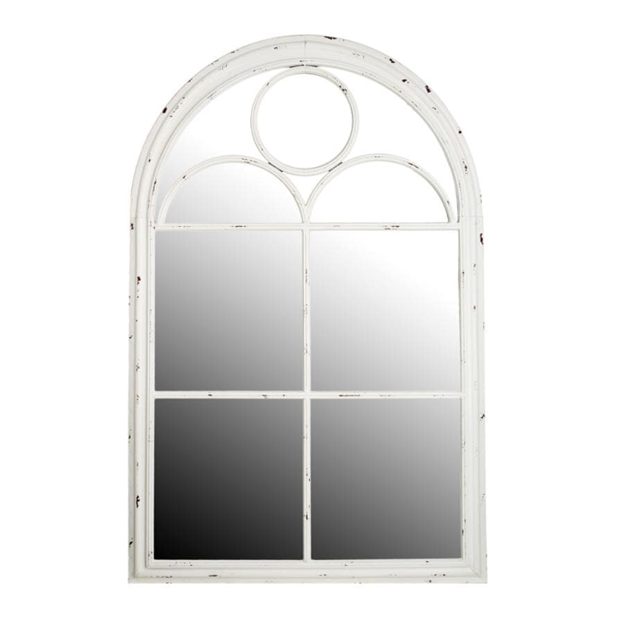 Distressed Outdoor Garden Arch Mirror at the Farthing