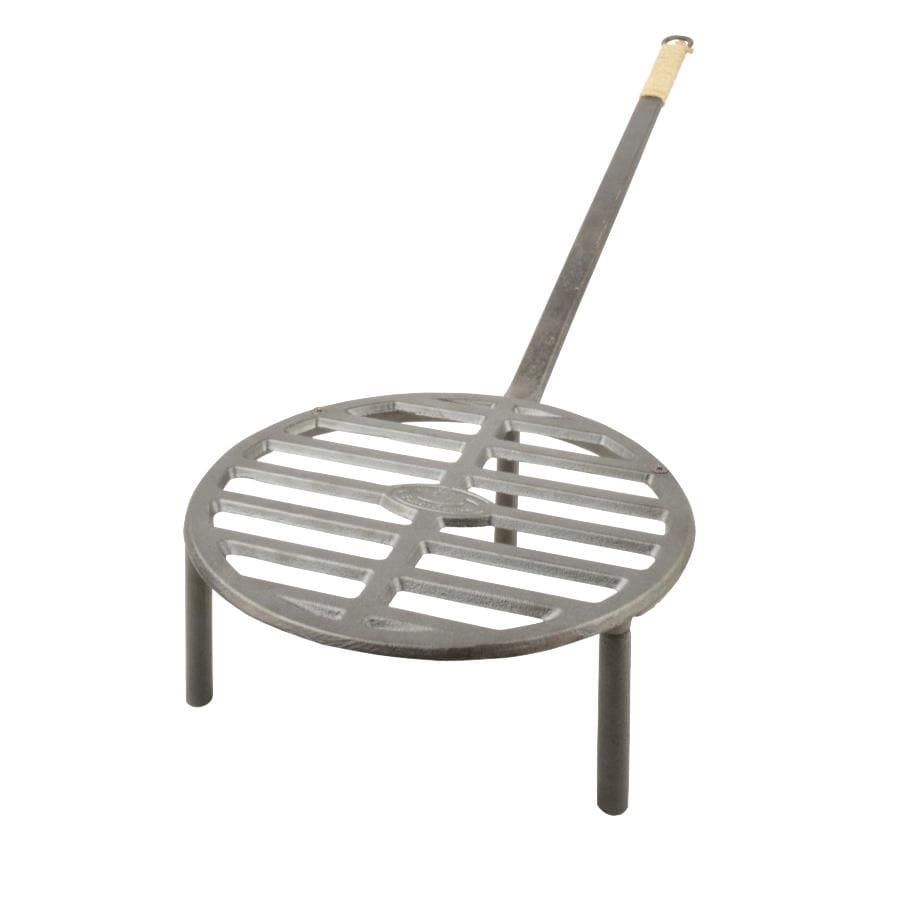 Fire Pit Grill / Cooking Stand at the Farthing