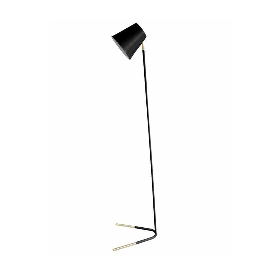 Black Avon Floor Lamp | Farthing