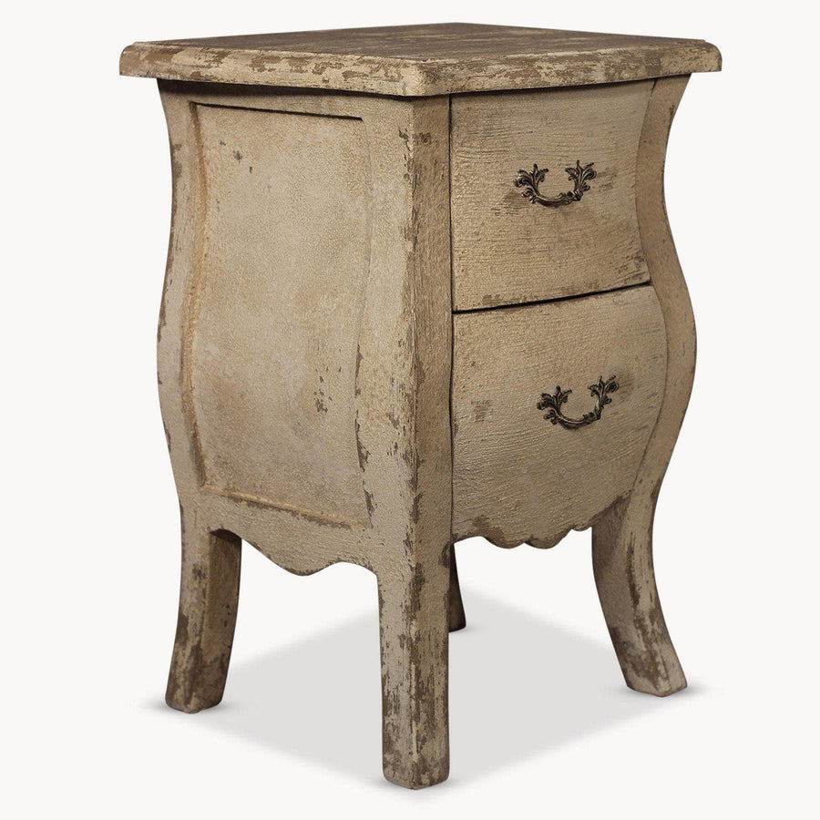 Distressed Colmer Side Table at the Farthing