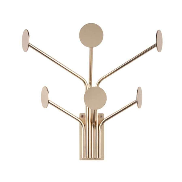 Art Deco Inspired Wall Mounted Coat Hook