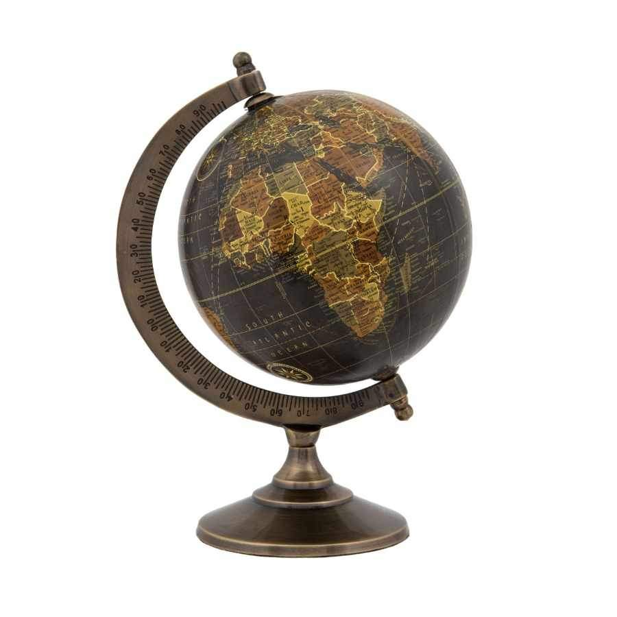 Decorative Work Globe Ornament