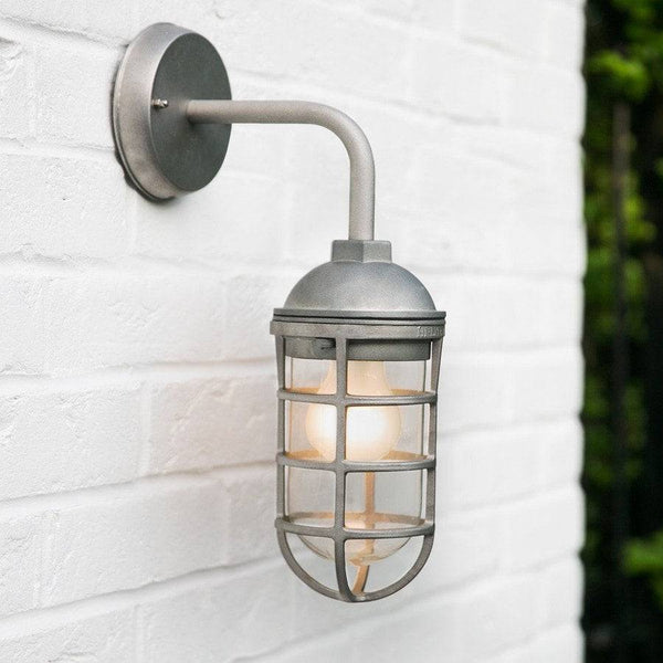 Industrial Chic Chatham Wharf Outdoor Wall Light