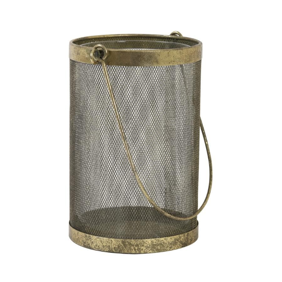 Gold Mesh Lantern - choice of size 1