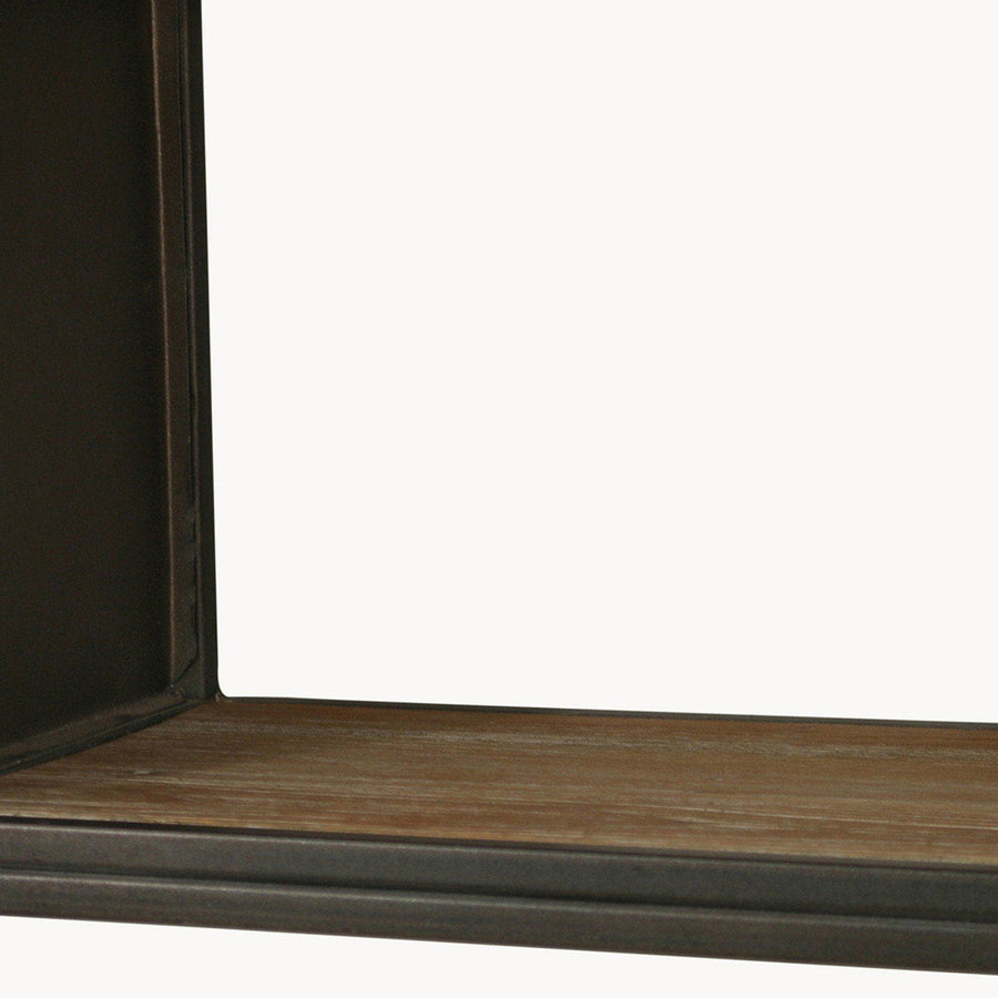 Industrial Sliding Door Wall Cabinet at the Farthing
