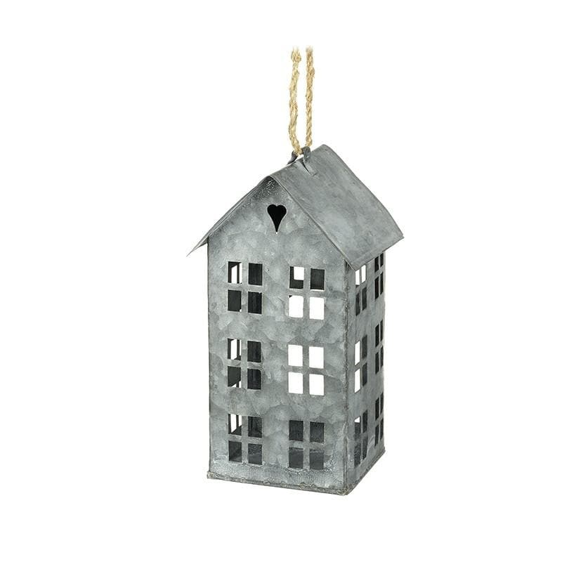 Hanging Metal House Decoration at the farthing