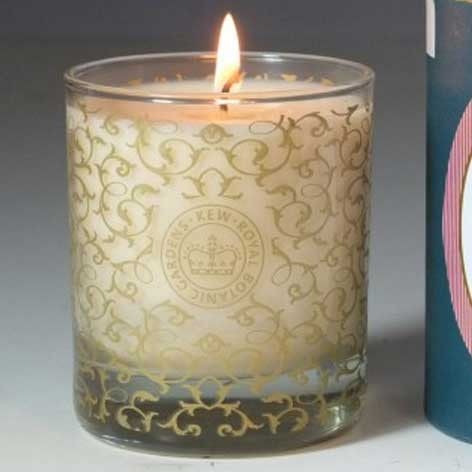 Vintage Fragrance Kew Juniper Candle - The Farthing