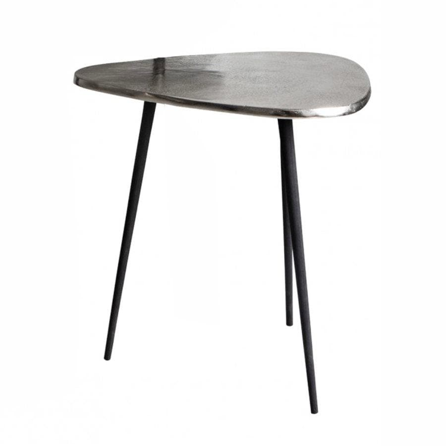 Hampton Metal Side Table | The Farthing