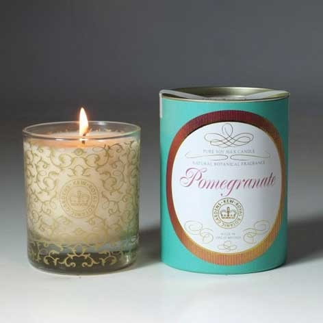 Vintage Fragrance Kew Pomegranate Candle - The Farthing