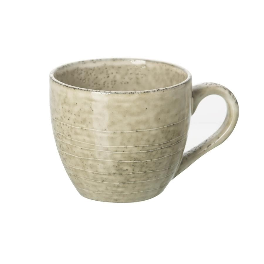 Ceramic Portland Mug - Taupe at the Farthing