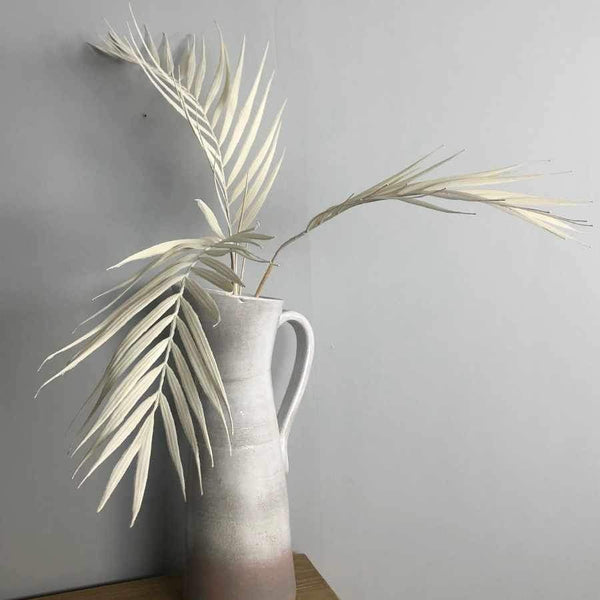 Faux Creamy White Palm Tree Stem at the Farthing  8