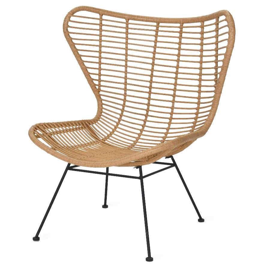 Hampstead Indoor / Outdoor Winged Chair 8