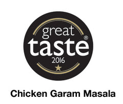 Great Taste Awards Chicken Garam Masala