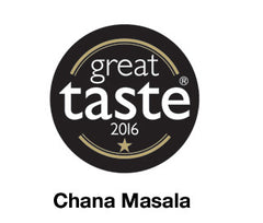 Great Taste Awards Chana Masala