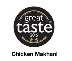Great Taste Awards Chicken Makhani