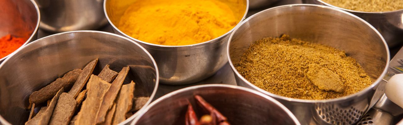 Ethnic Fusion-Spice Ingredients