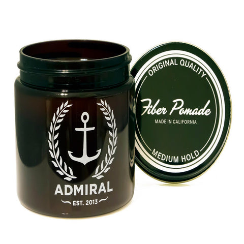 Admiral Supply Medium Hold Fiber Pomade