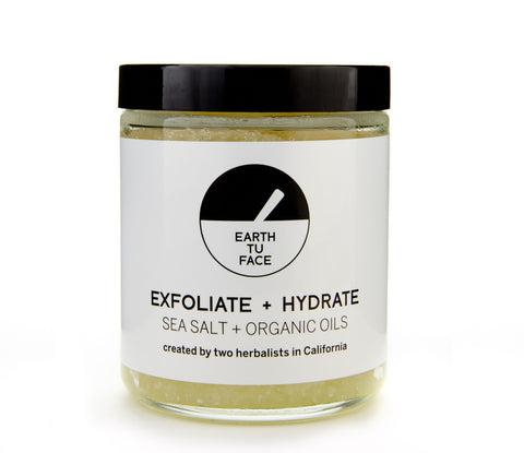 Earth Tu Face Dead Sea Salt Scrub