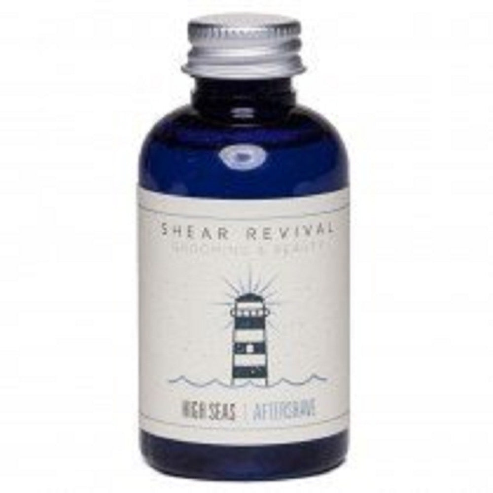 Shear Revival High Seas Aftershave 2oz