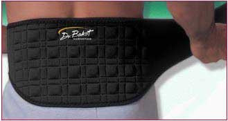 Dr. Bakst Magnetics Super Magnetic Back Support Belt