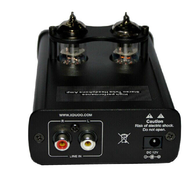 xDuoo TA-02 6JI Tube HiFi Headphone Amplifier AMP