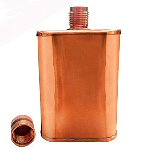 Jacob Bromwell The Vermonter Copper Flask