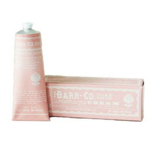 Barr-Co. Soap Shop Honeysuckle Hand & Body Cream