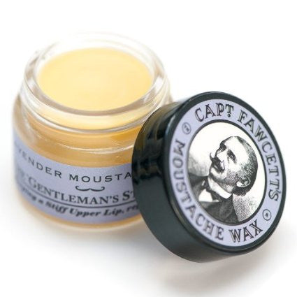 Captain Fawcetts Moustache Wax - Lavender (16ml)