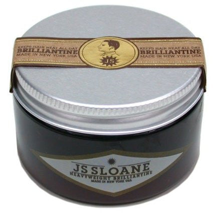 JS Sloane - Heavyweight Brilliantine