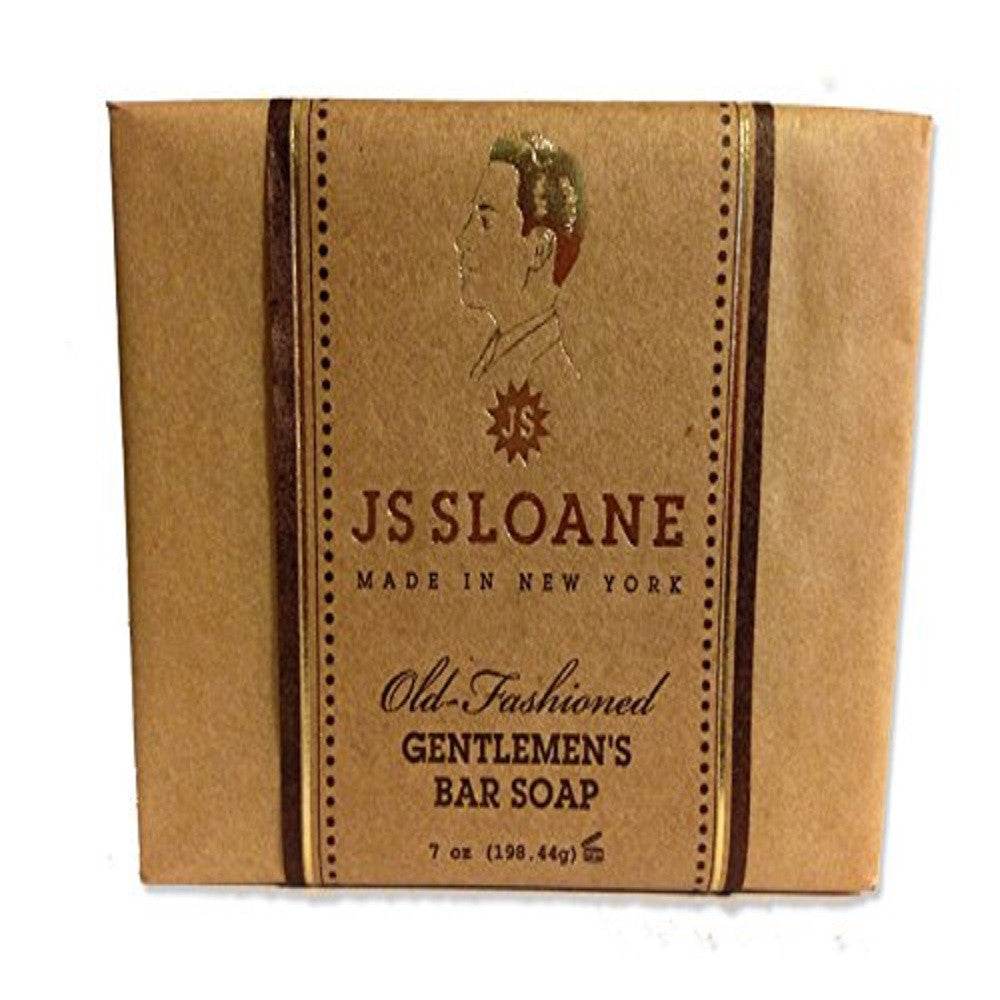 JS Sloane Old Fashioned Gentlemen's Bar Soap 7.oz