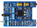 Topping VX1 24Bit / 96KHz TA2021B Class T Vertex Headphone Amplifier + USB DAC