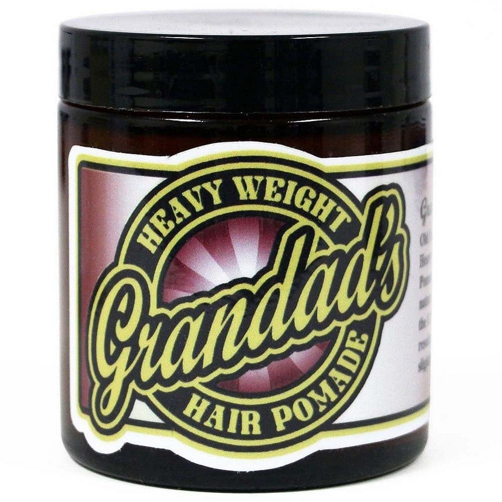 Grandad's Old Fashioned Heavy Weight All Natural Handmade Wax Based Hair Pomade