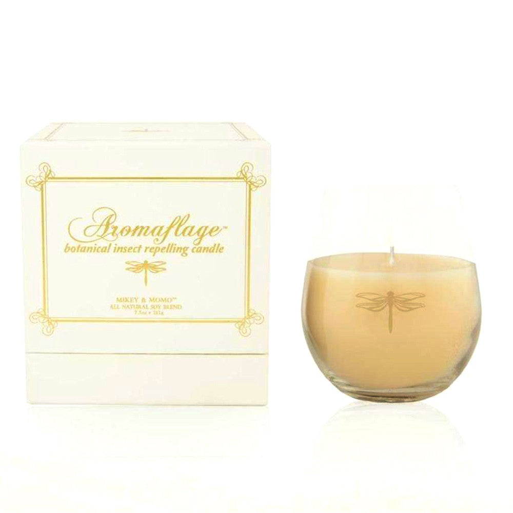 Aromaflage Candle - Goodbye Citronella