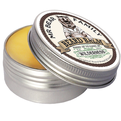 Mr Bear Family Moustache Wax – Wilderness