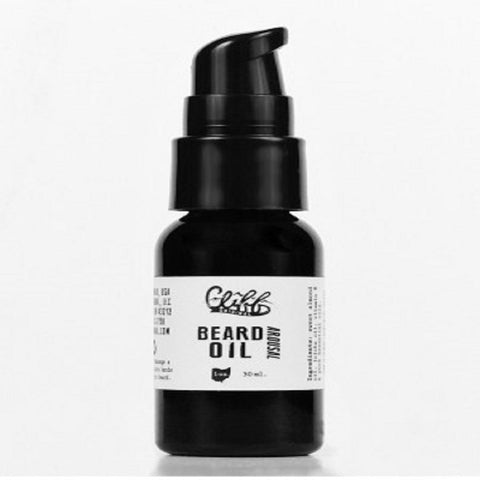 "Cliff Original Beard Arousal Oil ""Mint"""