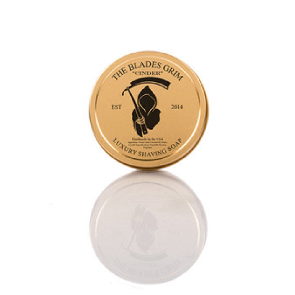 "The Blades Grim Shaving Soap ""Cinder"""