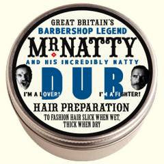 Mr Natty Dub hair preparation