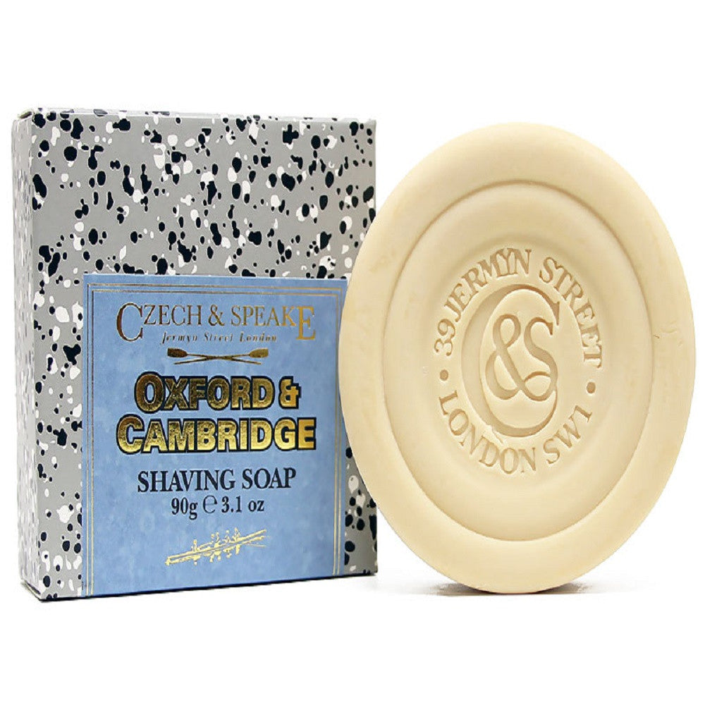 Czech & Speake Oxford & Cambridge Shaving Soap Refill