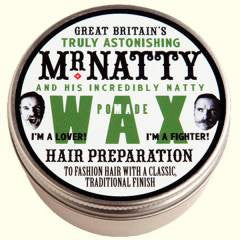 Mr Natty Wax Hair Preparation
