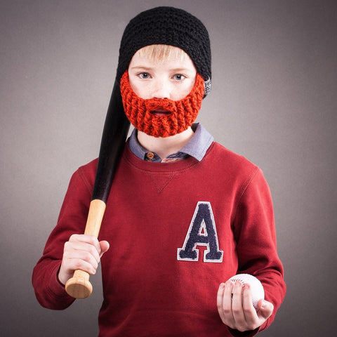 Beardo Kids Foldaway Beard Hat