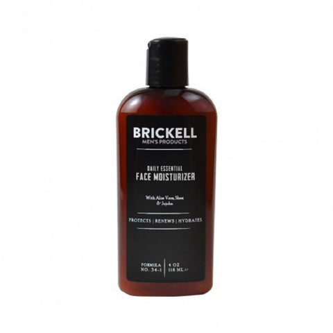 Brickell Daily Essential Face Moisturizer for Men
