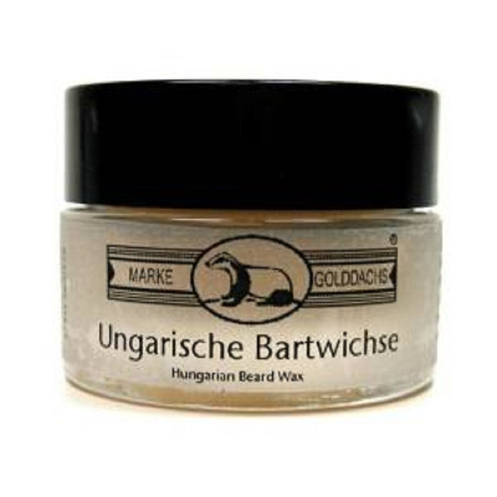 Golddachs Bartwichse Hungarian Moustache Wax