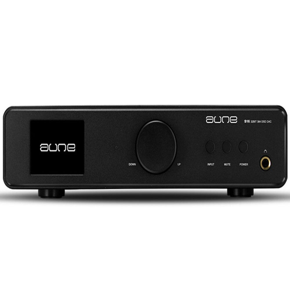AUNE S16 HiFi DIY 32Bit / 384KHz DSD128 FIFO Full Isolation USB DAC + Headphone Amplifier