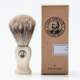 Captain Fawcett's 'Best' Badger Shaving Brush