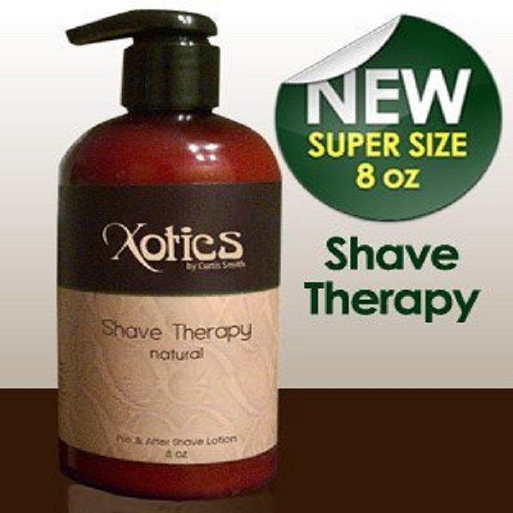 Shave Therapy (8oz) by Xotics